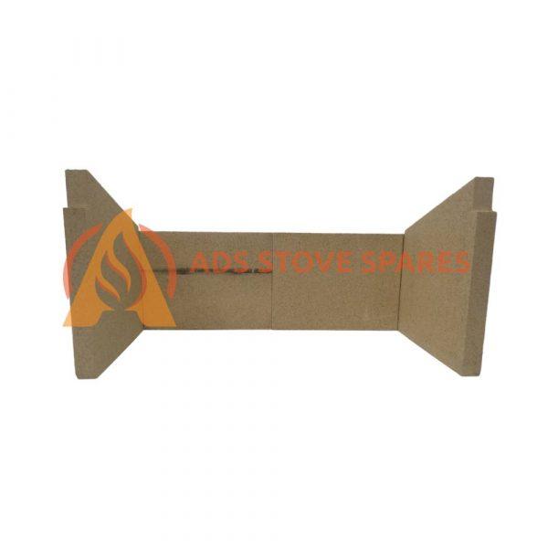 Esse 100 Fire Brick Set Mitre Joint