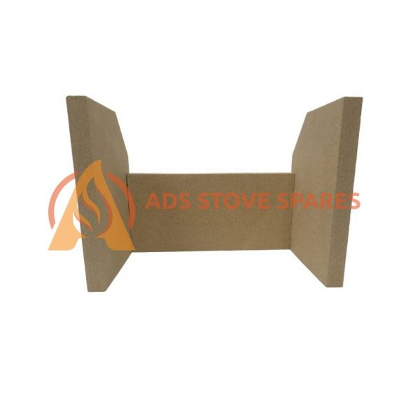 Clearview 400 Solution Fire Brick Set