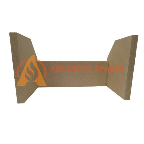Clearview 500 Solution Fire Brick Set