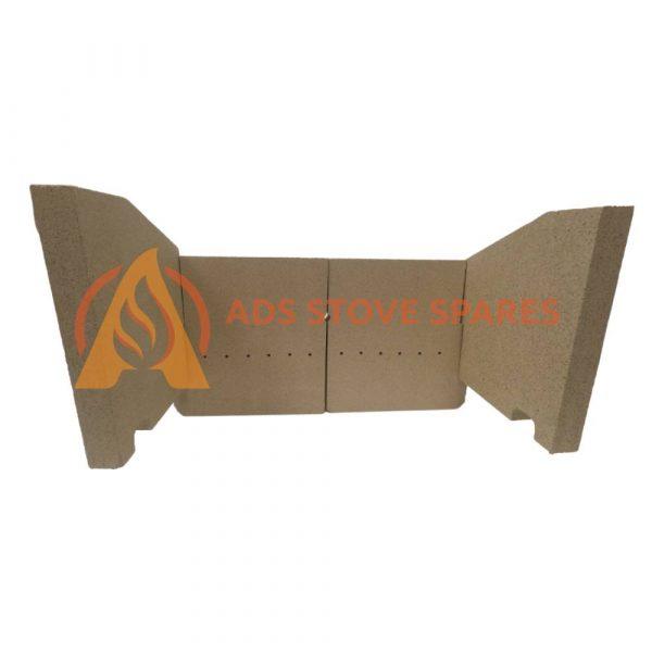 Charnwood C5 Fire Brick Set