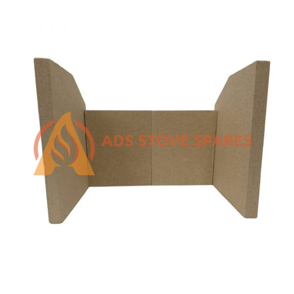Charnwood Country 8 Fire Brick Set