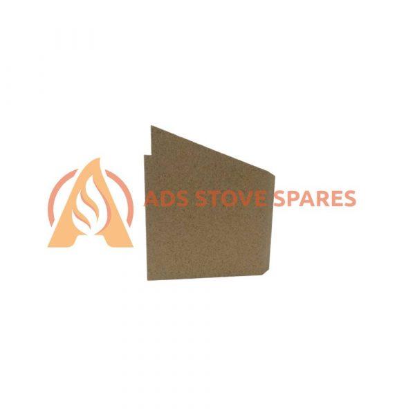 Esse 100 Shaped Left Side Fire Brick Mitre Joint