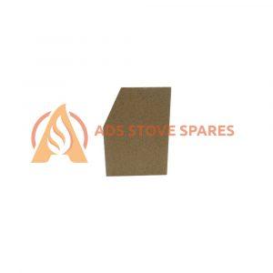 Aarrow Ecoburn 5 Plus Inset Shaped Side Fire Bricks