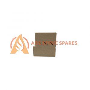 Charnwood ARC 5 Left Shaped Back Fire Bricks