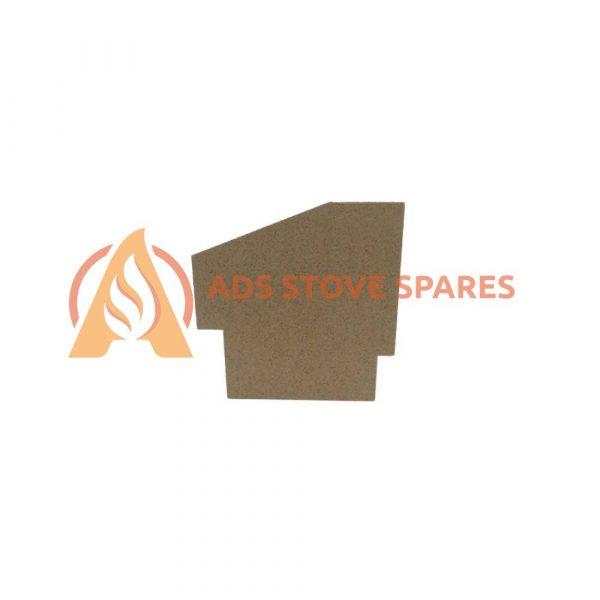 Charnwood Bembridge Shaped Left Side Fire Bricks