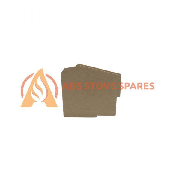 Charnwood Skye 5 Shaped Right Side Fire Bricks
