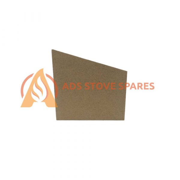 Clearview Inset Deep Left Shaped Side Fire Bricks