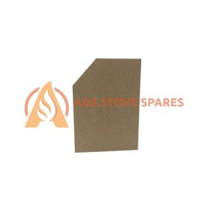 Clearview 400 Oven Shaped Side Fire Bricks