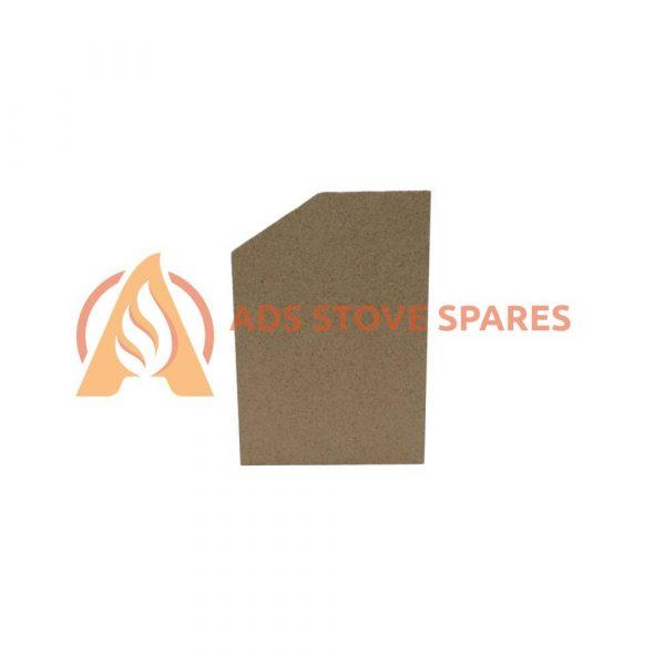 Charnwood Country 12 Woodburner Shaped Side Fire Bricks