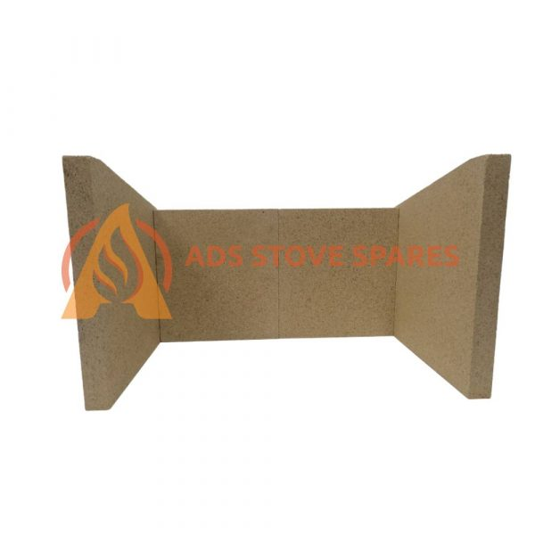 Dunsley Highlander 5 Solo Fire Brick Set
