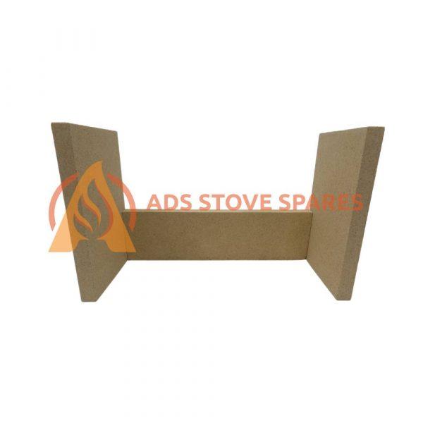Aarrow Signature 7 Flexi Fuel Fire Brick Set