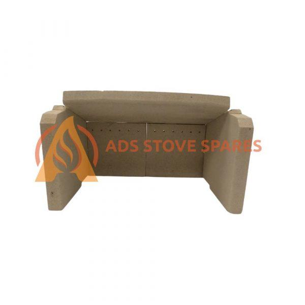 Charnwood Skye 5 Fire Brick Set