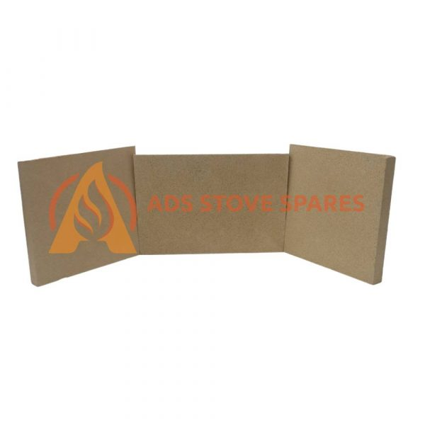 Clearview Vision 500 Inset Fire Brick Set
